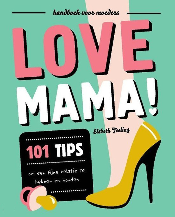 Love Mama - Elsbeth Teeling | winactie adventkalender van mamalifestyle