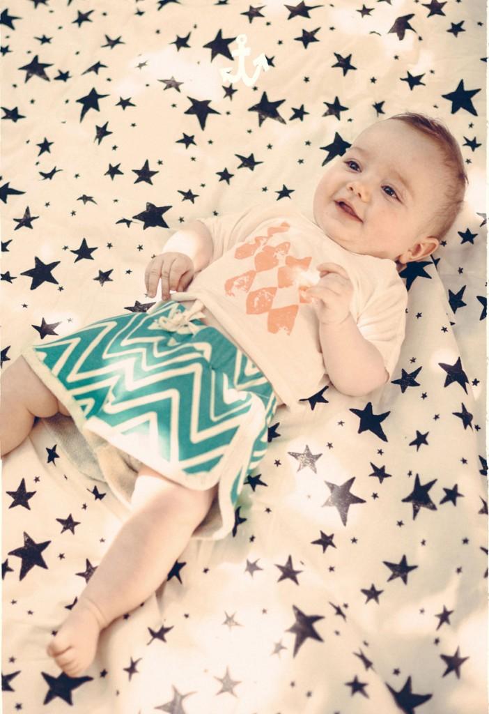 Noe Zoe SS15 baby