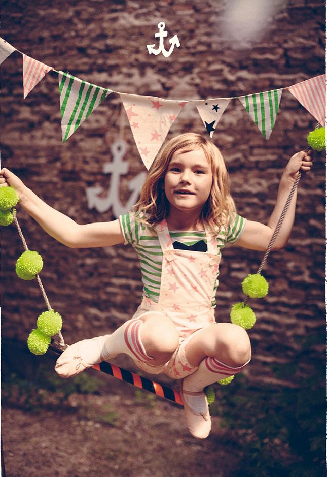 Noe Zoe ss15 circus meisje