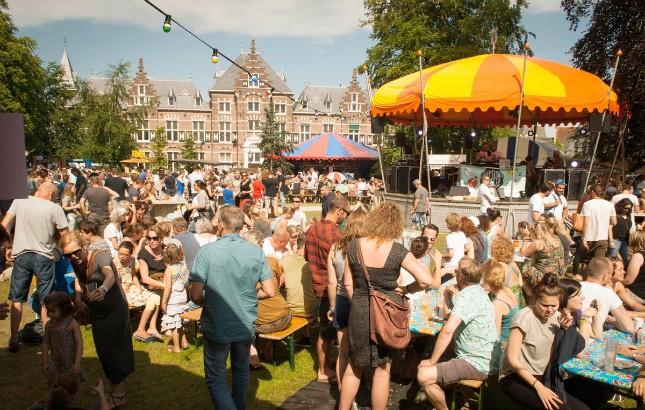 Lepeltje Lepeltjes foodfestival