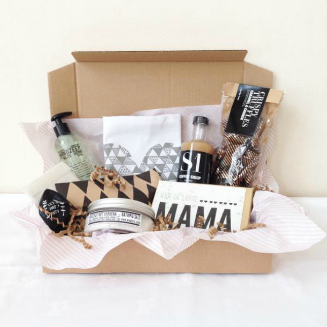 Moederdag wishlist - goodie goodness lovely mum box