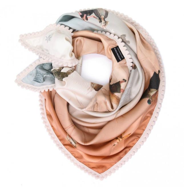 moederdag wishlist van Marike - pom amsterdam rijksmuseum avercamp sjaal