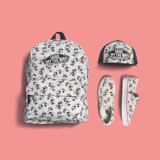 Vans Disney Minnie Mouse set