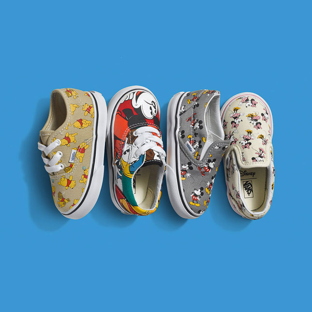 vans mickey mouse kinder