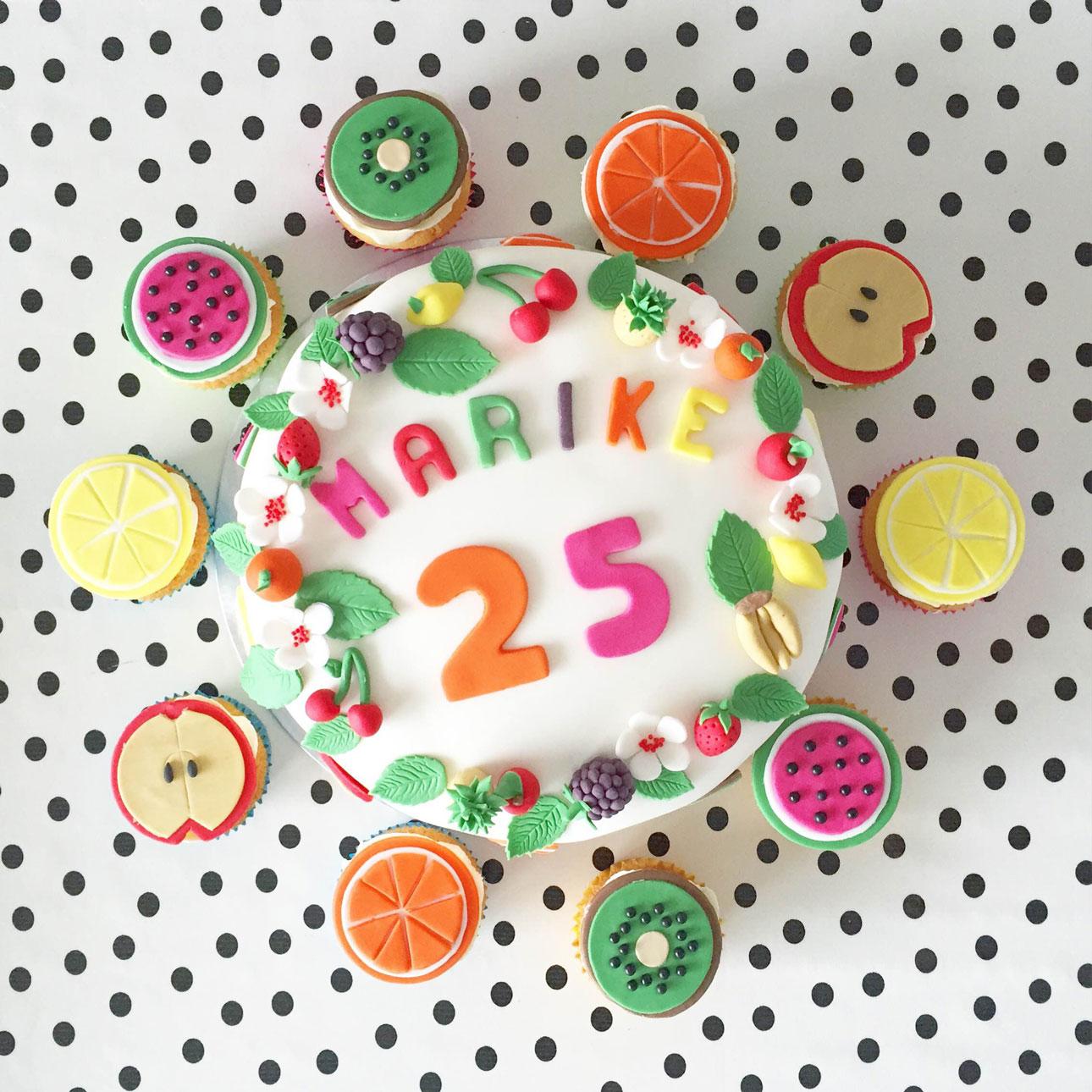 Mamalifestyle Marike - Happy Moments juni 2015 - 10. taart