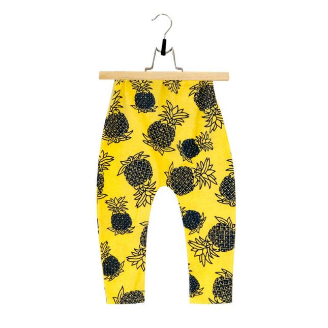 ananas carlijnq broek geel