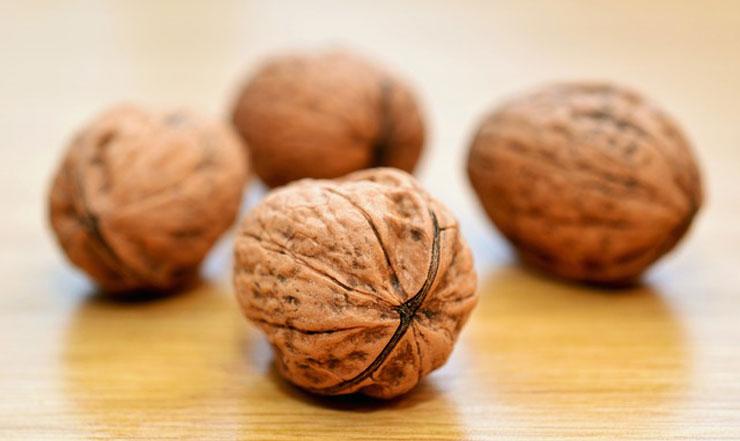 gezonde snacks walnoten