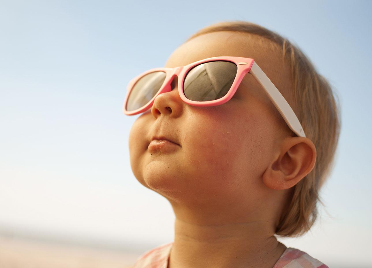 kinderzonnebrillen kinderogen beschermen