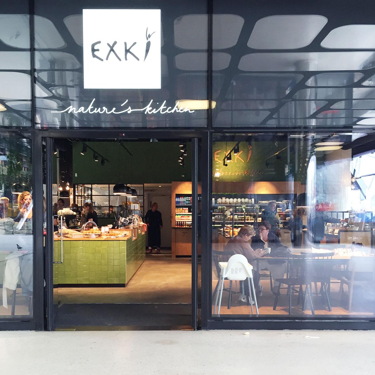 Exki Amsterdam CS
