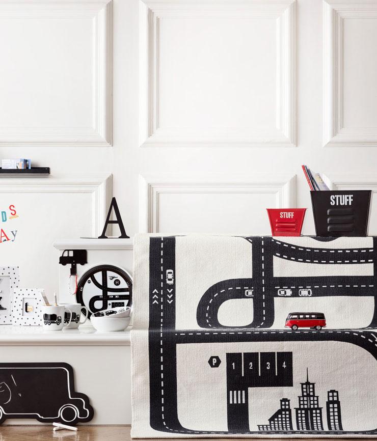 stoere kinderkamer inspiratie van h m home. Black Bedroom Furniture Sets. Home Design Ideas
