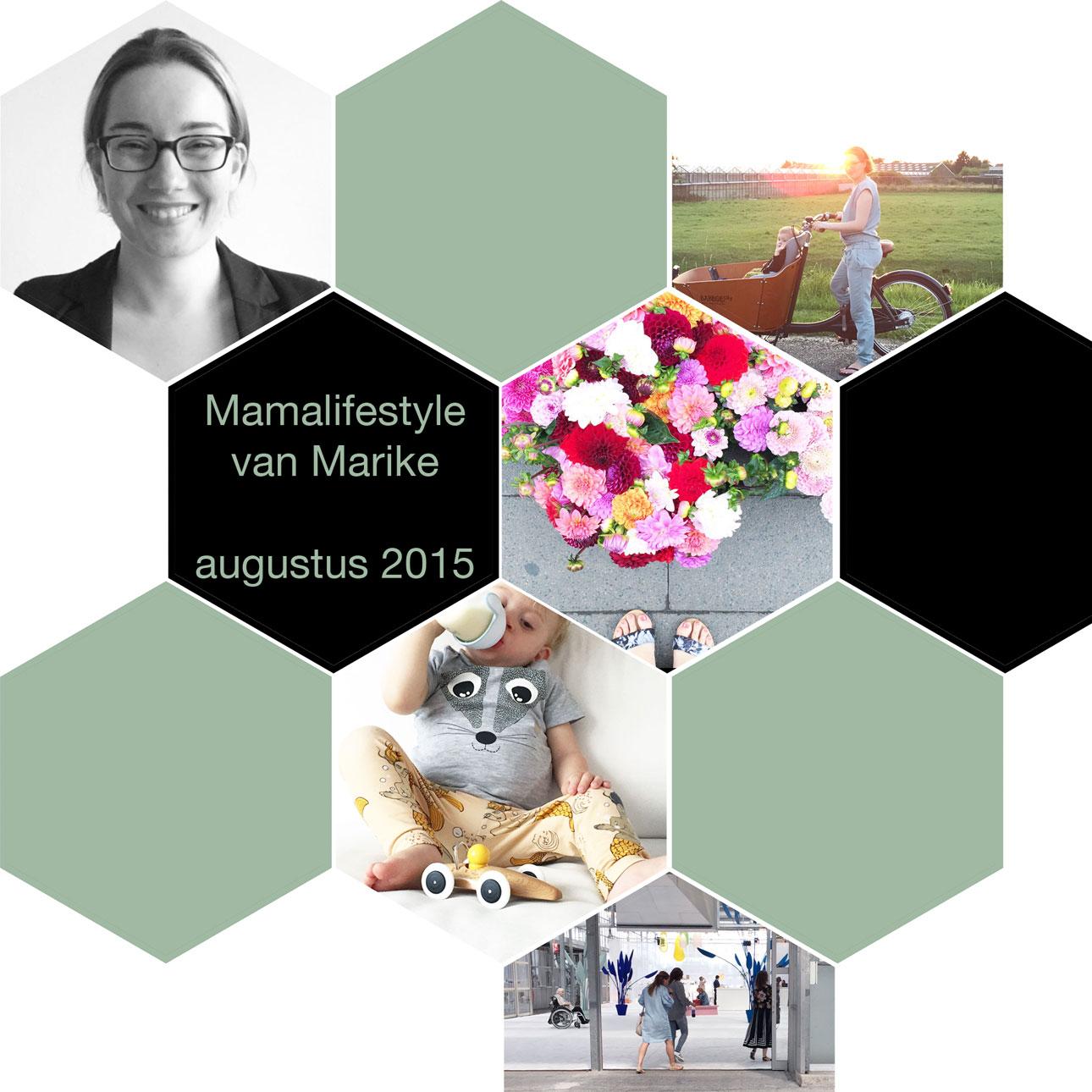 Mamalifestyle maandoverzicht augustus 2015 uitgelicht