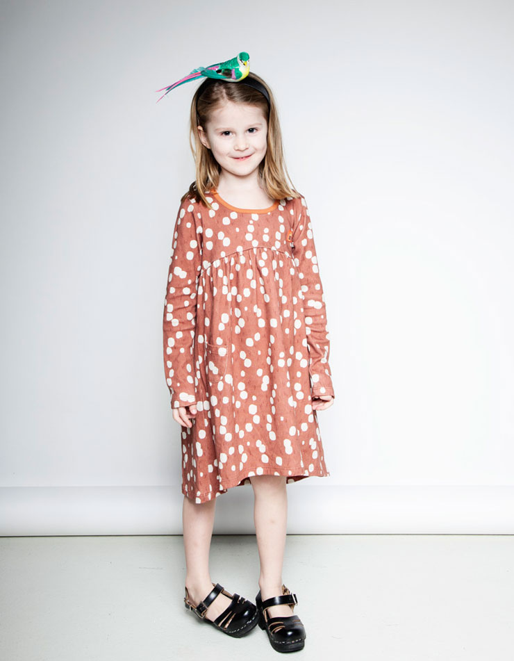 Modeerska huset aw15 Oh Dear! Dress