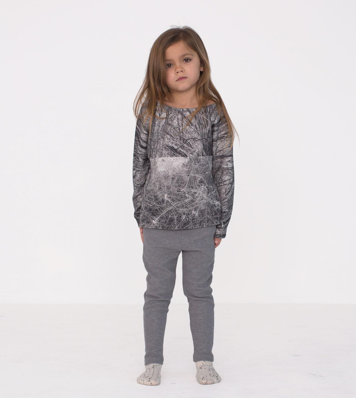 Popupshop AW15 takken grijs meisje