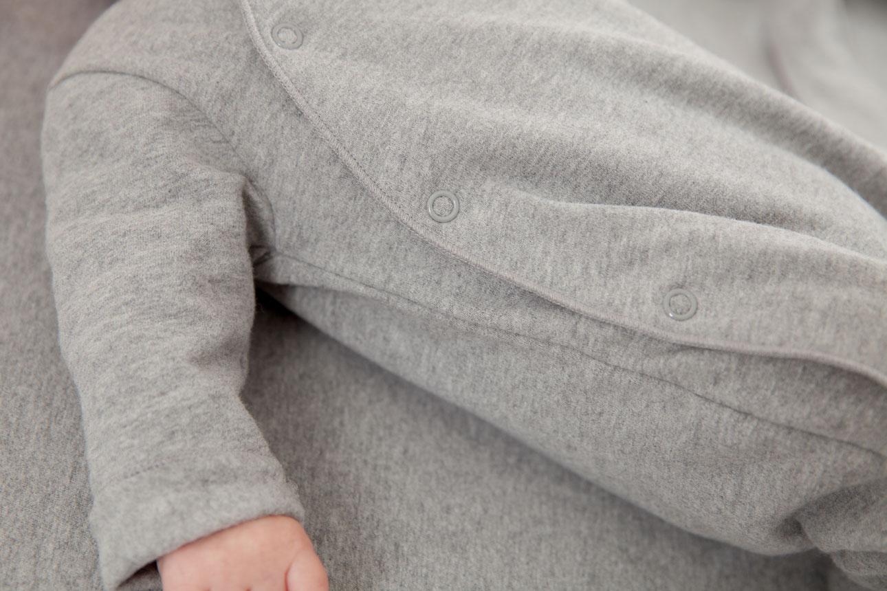 Gray Label Newborn Set grijs