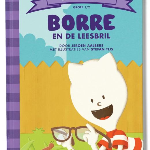 Borre leesclub Borre en de leesbril
