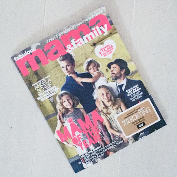 Fabulous mama & family - nieuwe editie nummer 10 van 2015