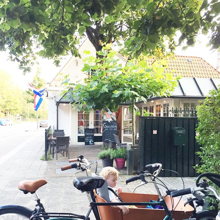 Pannenkoeken bij de Konijnenberg Haarlemmermeer
