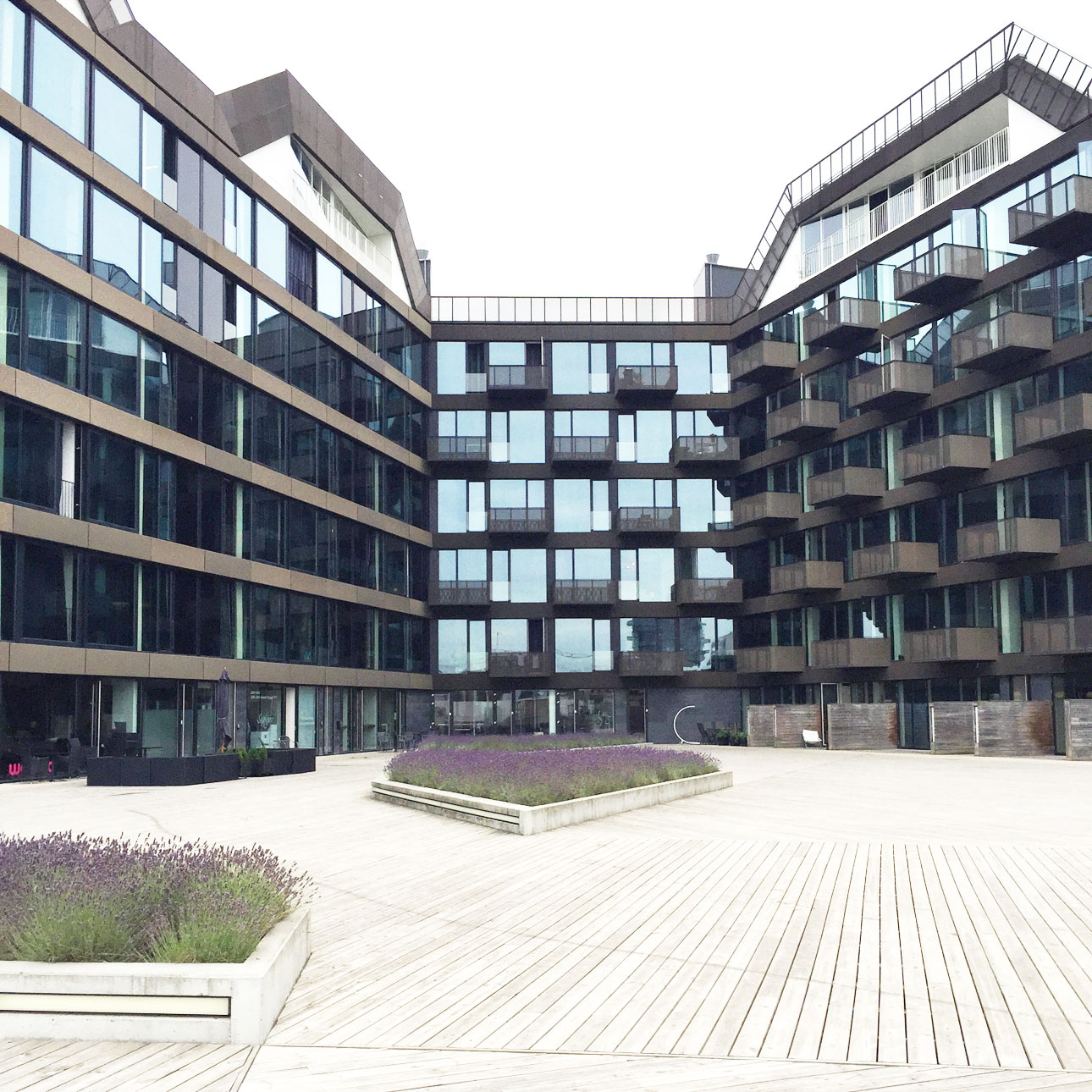 STAY hotel Kopenhagen buitenkant