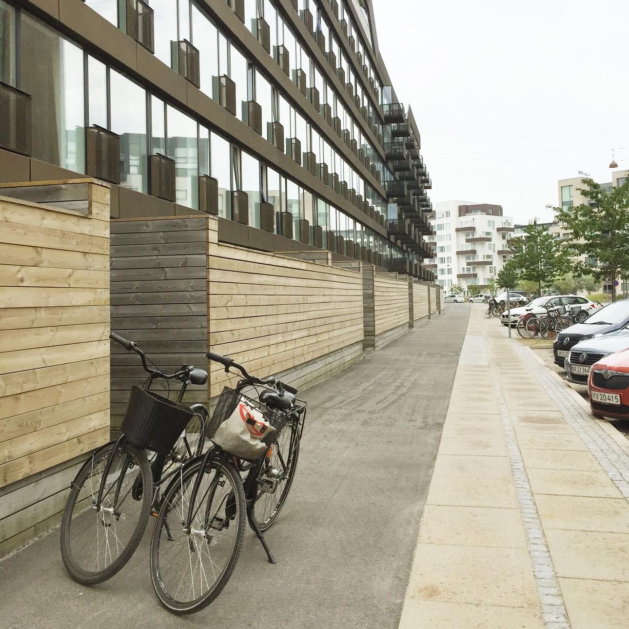 STAY hotel Kopenhagen wijk fietsen