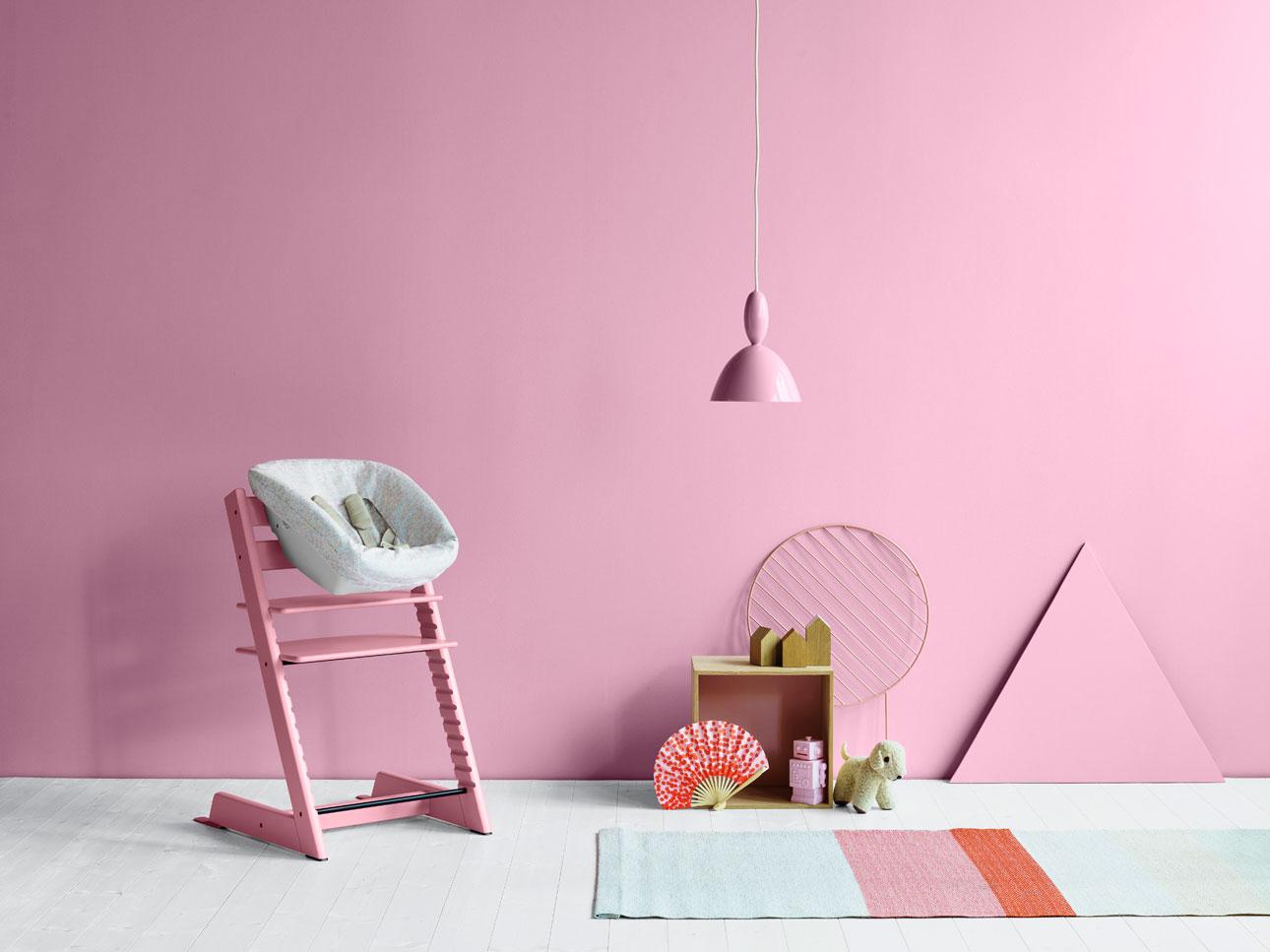Stokke Tripp Trapp Soft Pink