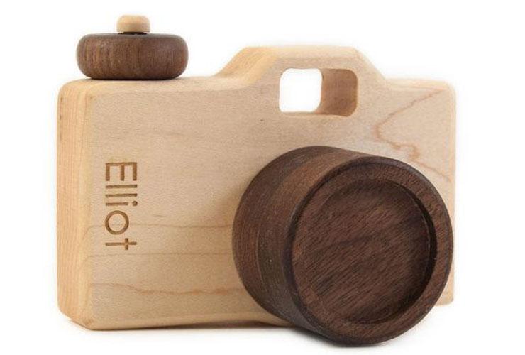 speelgoedcamera houten camera etsy