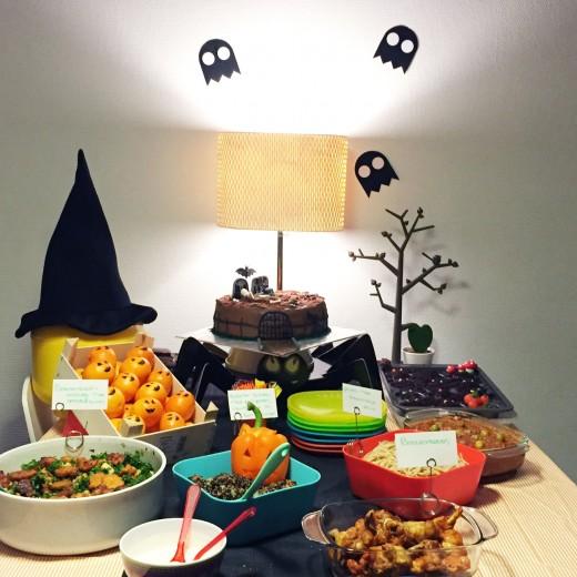 halloween recepten voor een griezelig avondje