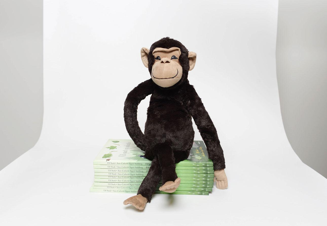 ikea speelgoed beestenboel aap