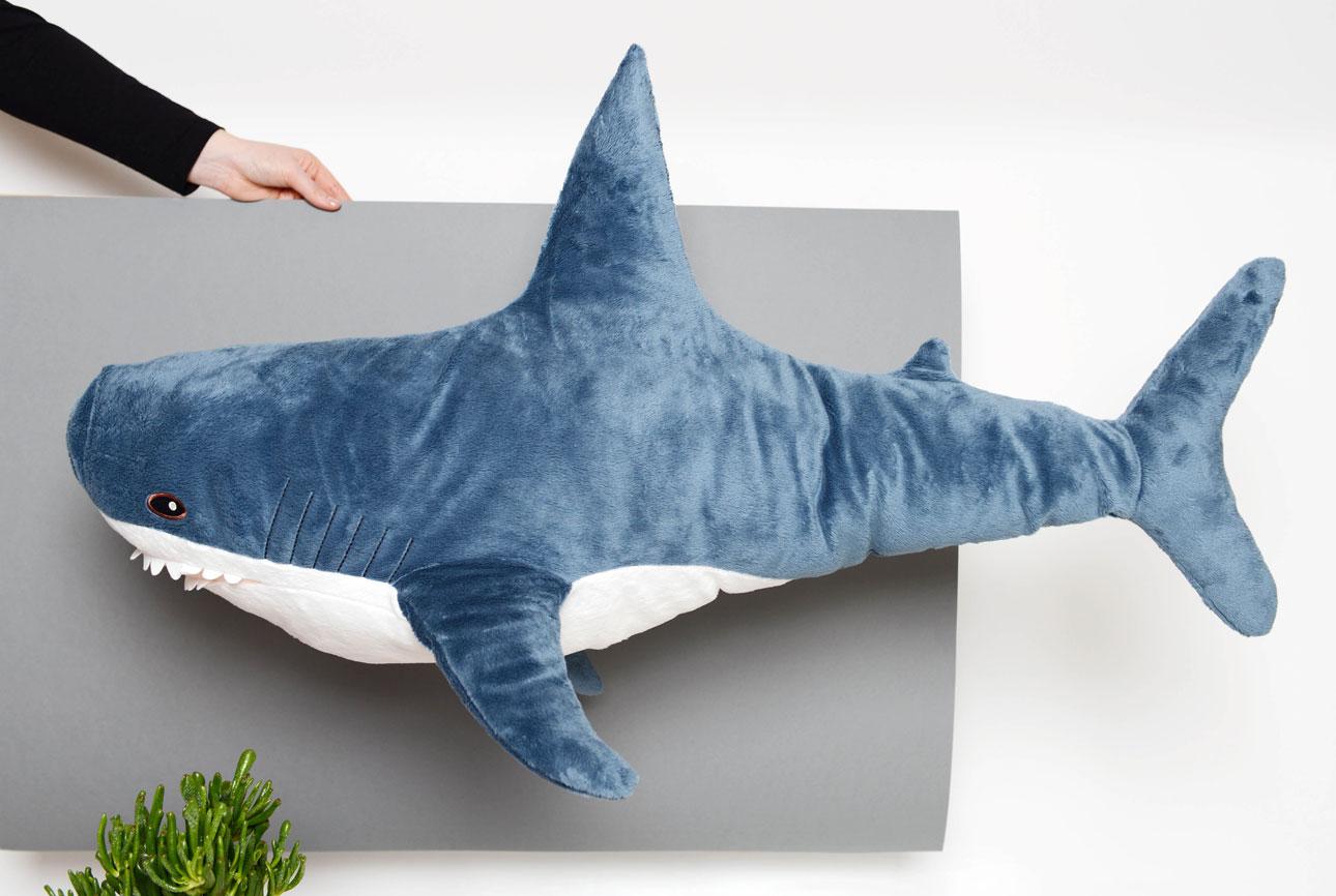 ikea speelgoed beestenboel haai
