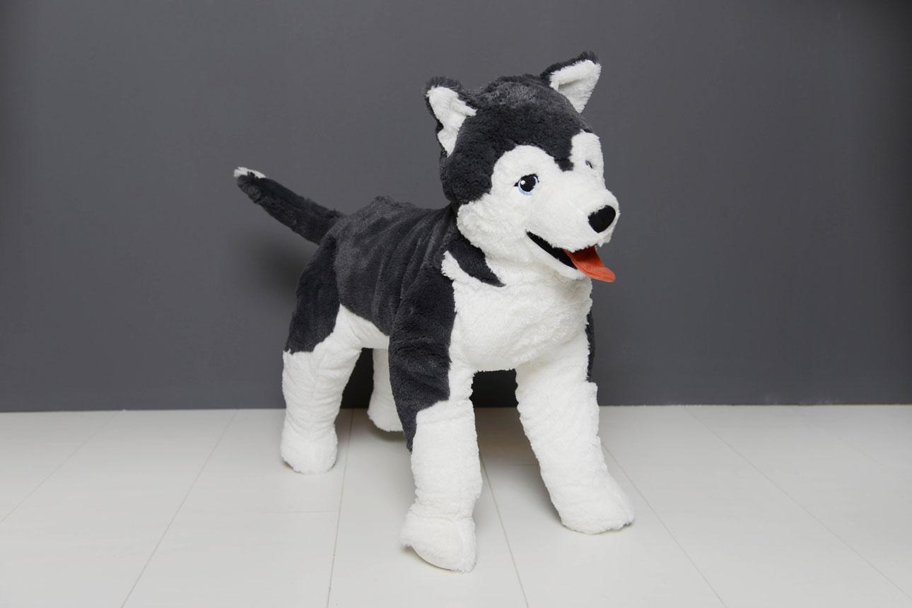 ikea speelgoed beestenboel hond