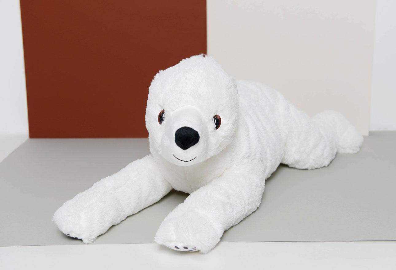 ikea speelgoed beestenboel ijsbeer