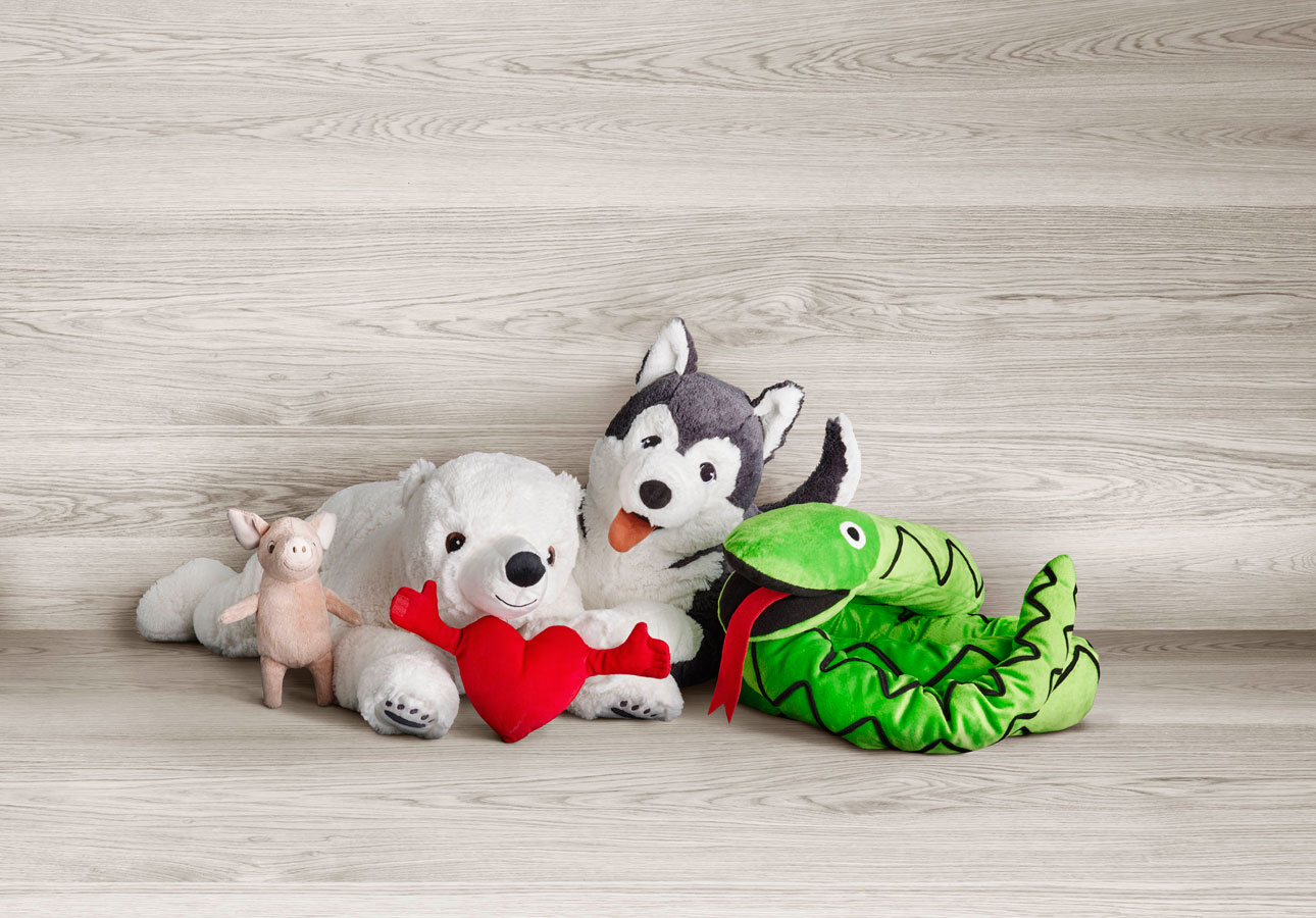 ikea speelgoed beestenboel ikea knuffels