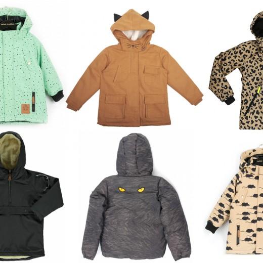winterjassen jongens - winterjassen meisjes - winterjassen unisex