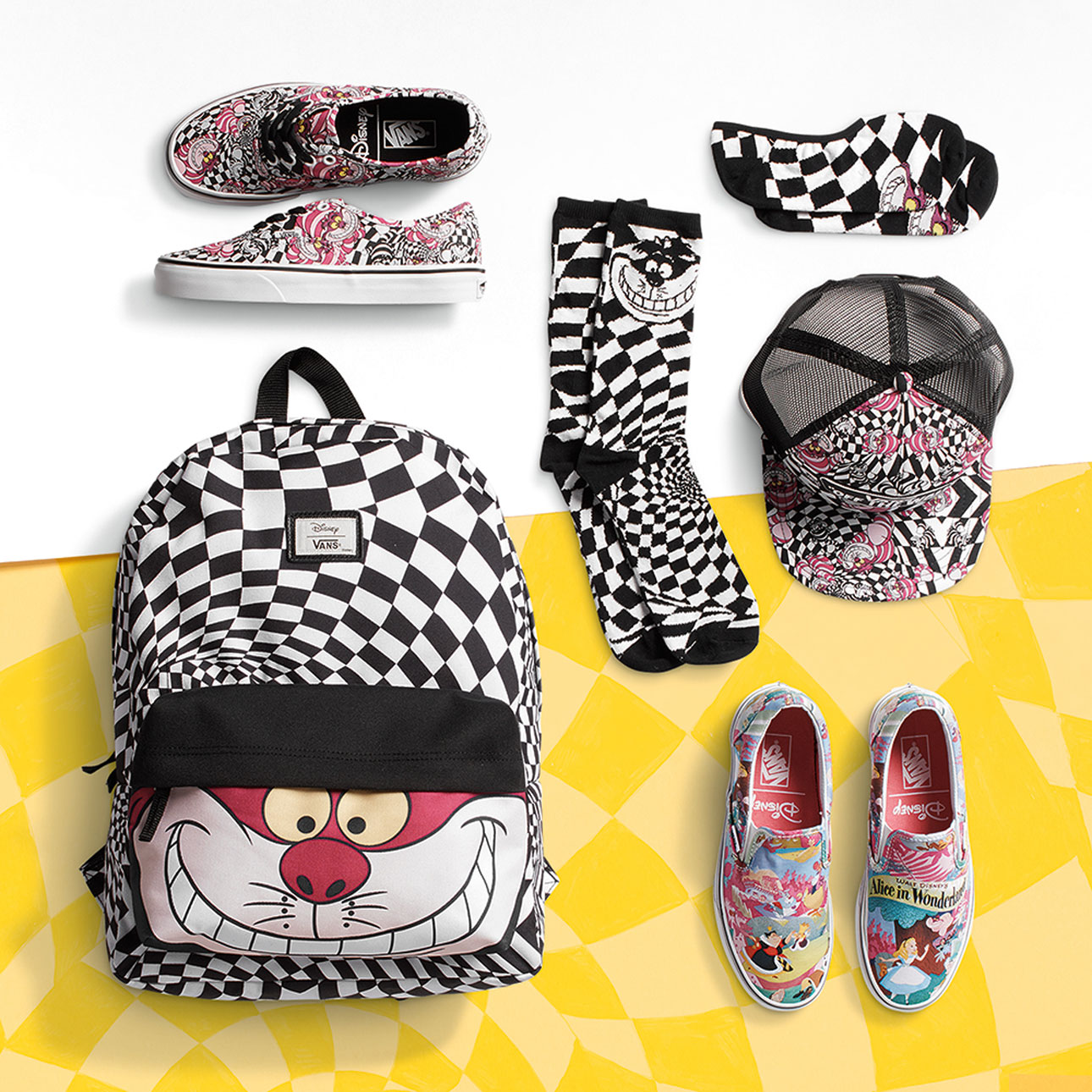 Vans Disney Alice in Wonderland