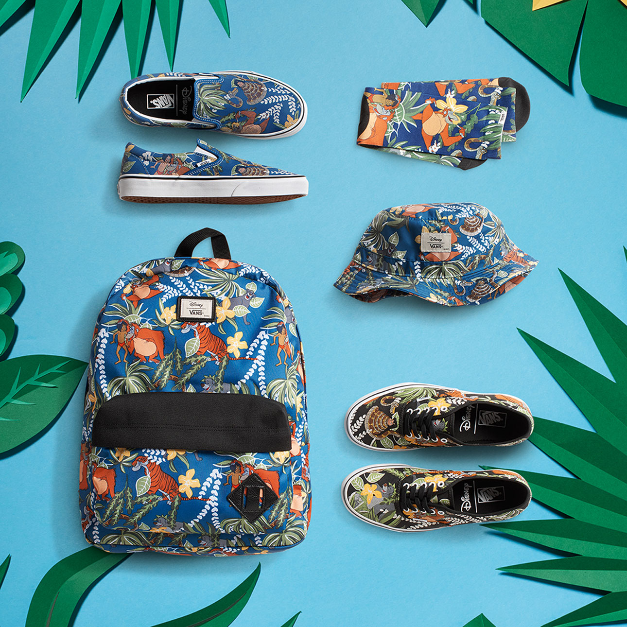 Vans Disney jungle book set