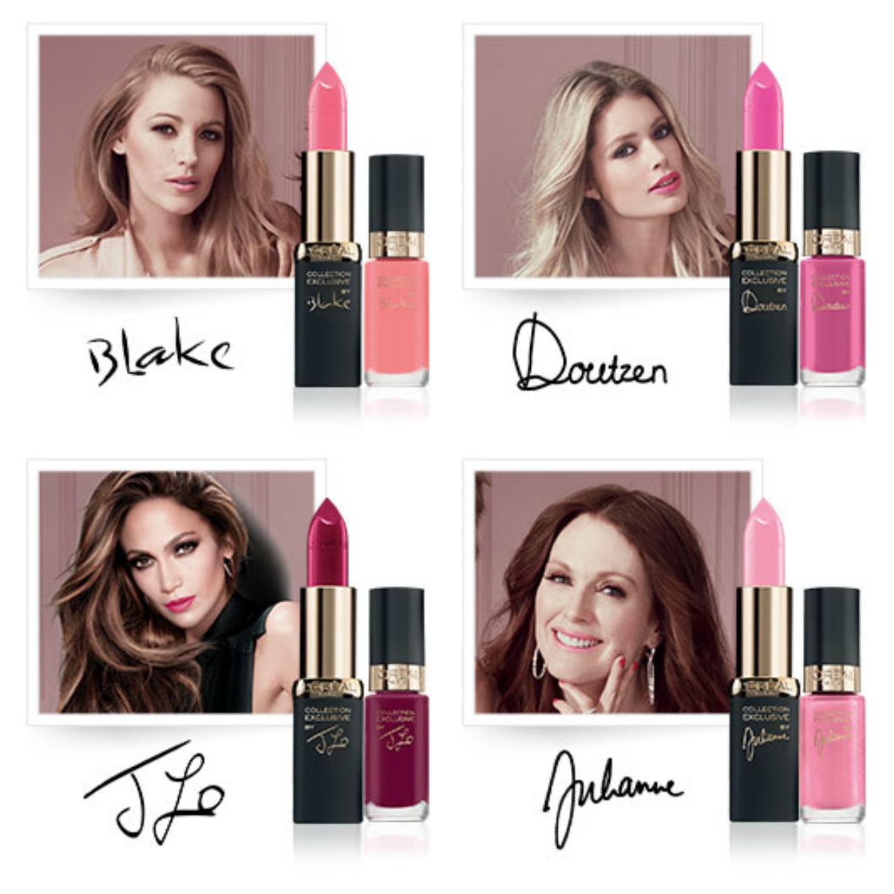 wereldmeisjesdag l'oreal paris la vie en rose lippenstift nagellak free a girl omdatzijhetwaardis