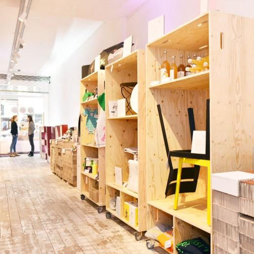Pop into Berlin popupstore Amsterdam