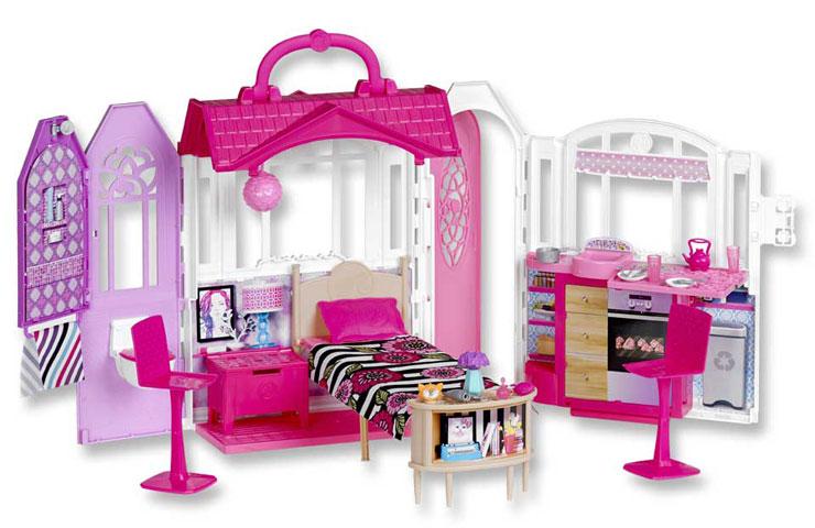 barbie glamour vakantiehuis