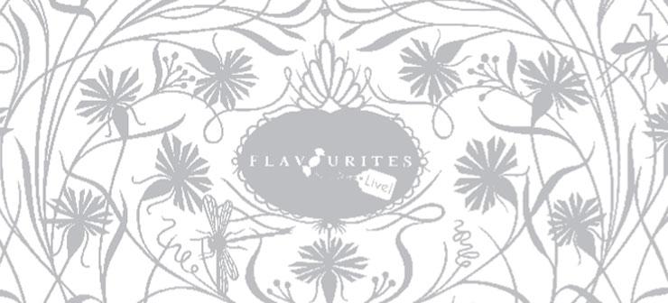 Flavourites live shopper - Geertje Aalders