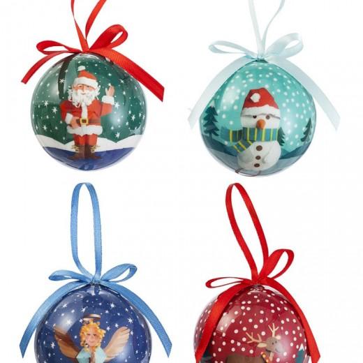 hema kerst 2015 kerstballen plastic