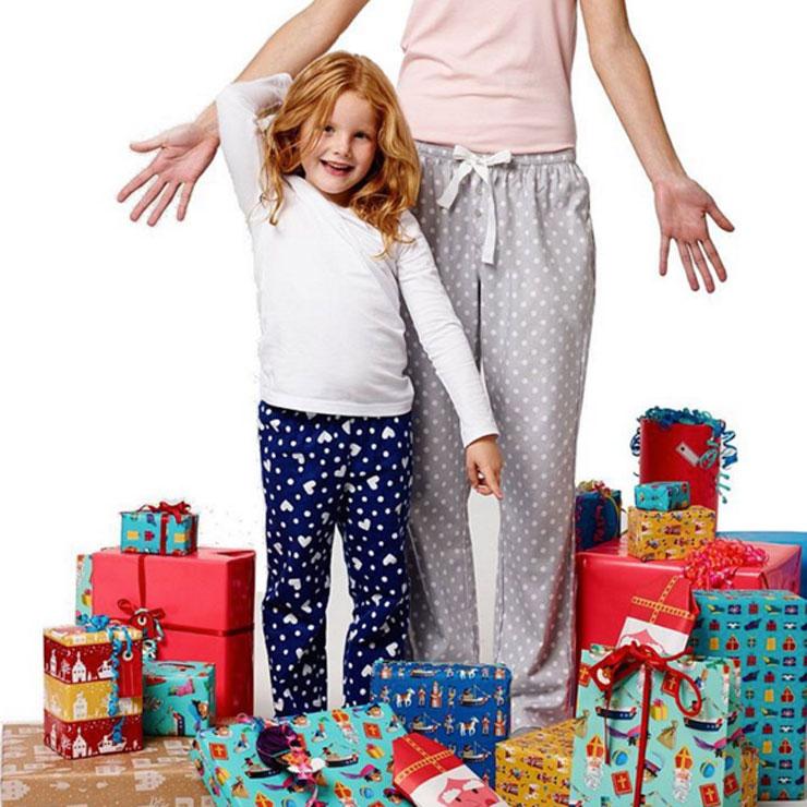 hema sinterklaas cadeaupapier