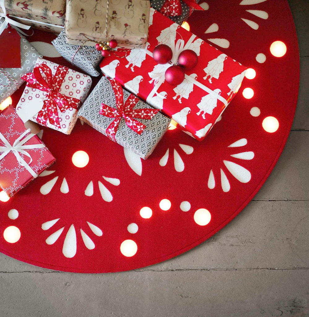 Ikea kerst 2015 cadeautjes rood en wit