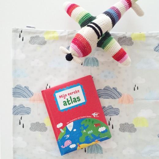 kinderboek mijn eerste atlas