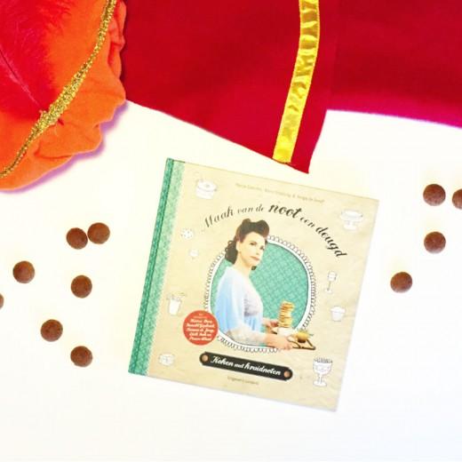 kruidnoten kookboek maak van de noot een deugd cover