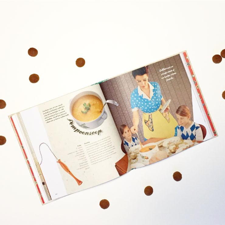kruidnoten kookboek pompoensoep
