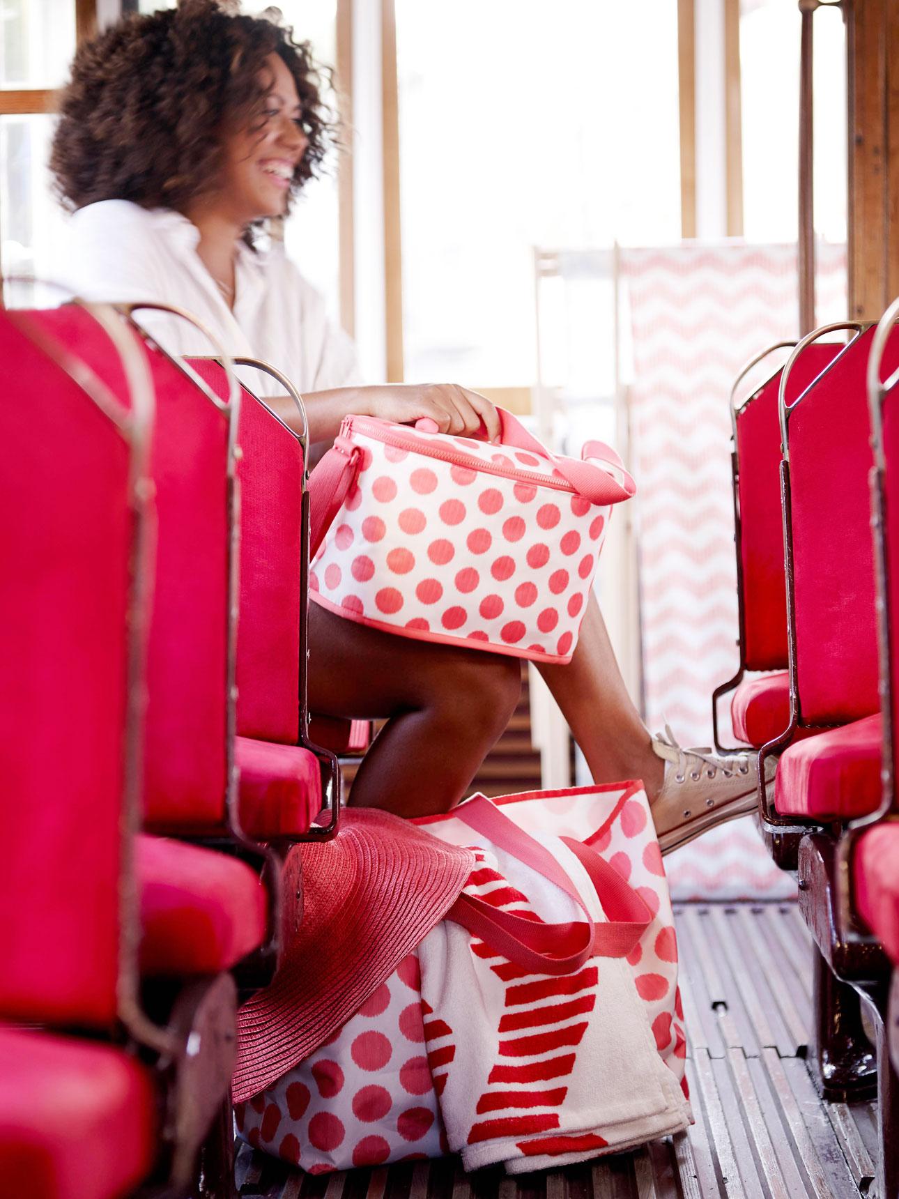 Ikea Sommar 2016 bus rood