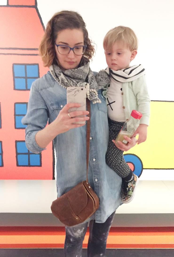 Nijntje museum Marike en Javian