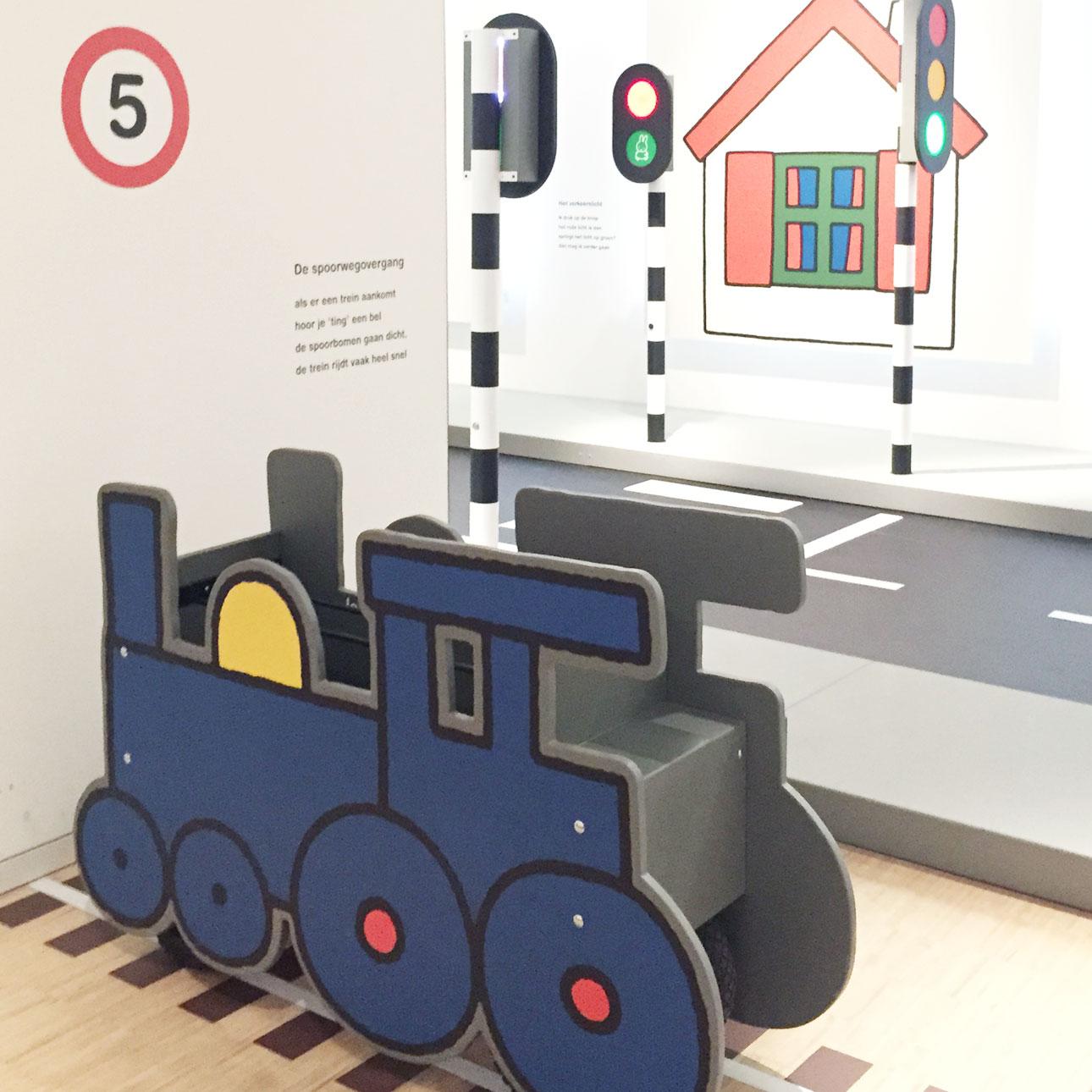 Nijntje museum treintje