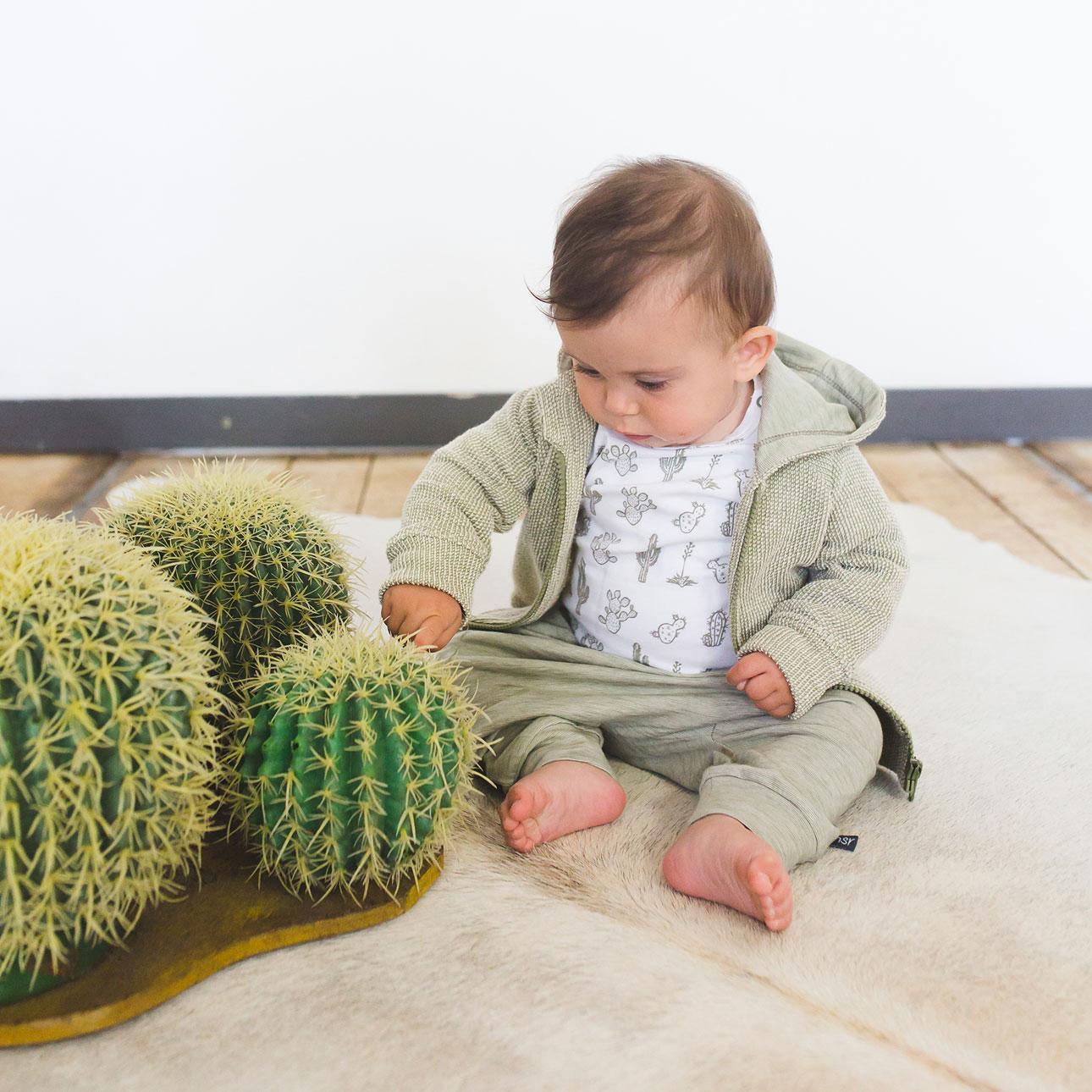 nOeser SS16 cactus groen