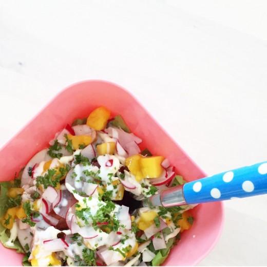 mamalifestyle februari 2016 salade