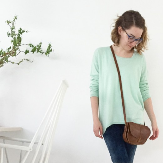 Marike OOTD fashion mom mint voorjaar